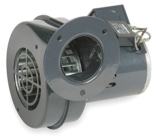 Dayton 1TDP3 Round OEM Blower with Flange (Variable Speed Furnace 3 Ton)
