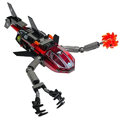 Lego Alpha Team, Mission Deep Sea, Ogel Shark Assault Sub, 111 Pieces, 4793: Toys & Games