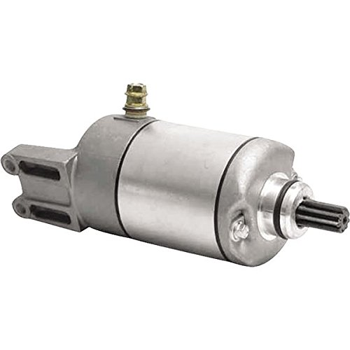 06-19 SUZUKI LTZ50: QuadBoss Starter Motor -