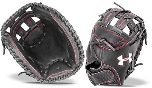- Under Armour Baseball UACMW-200A Deception Series Softball Catching Mitt, Black