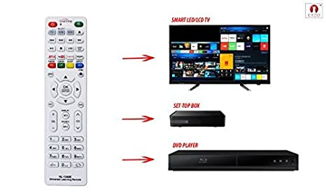 Amazon com: Cezo Universal Learning 3 in 1 Led/LCD Smart Tv