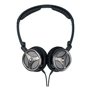 Asus NC1 - Auriculares de diadema abiertos (reducción de ruido), negro, grey