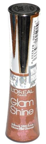 L'Oreal Glam Shine Lip Gloss Colour: Crystals 300 Bronze Strass L' Oreal