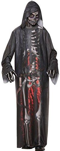 Underwraps Grim Reaper Robe Child Large