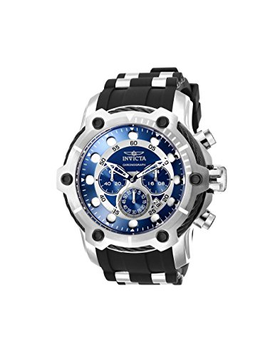 Invicta Men's 26750 Bolt Quartz Chronograph Blue Dial Watch