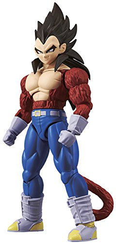 Bandai Hobby Standard Super Saiyan 4 Vegeta Dragon Ball GT Action Figure