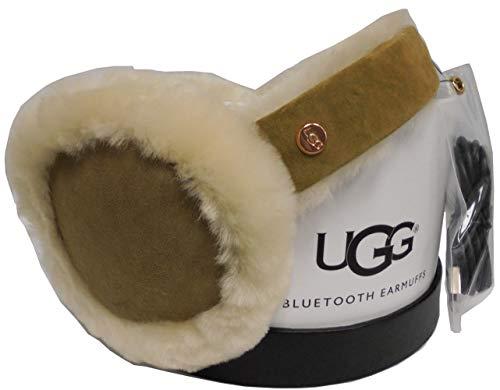 UGG Women's Water Resistant Sheepskin with Bluetooth Tech Ea