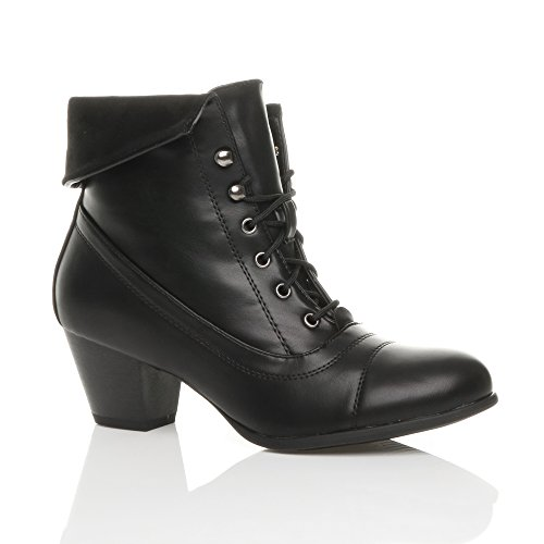vintage ankle boots - 8