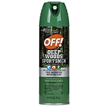 Off! Deep Woods Sportsman Insect Repellent 6 Oz