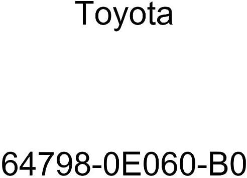 Toyota 64798-02010-B0 Door Lock Cover
