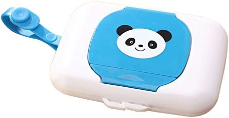 XZANTE Soporte de Almacenamiento Caja de toallitas humedas para ninos Estuche de Limpieza de Viaje Dispensador de Cambio Bebe: Amazon.es: Hogar