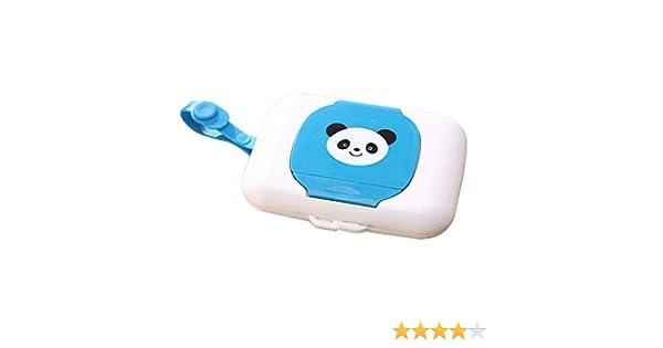 XZANTE Soporte de Almacenamiento Caja de toallitas humedas para ninos Estuche de Limpieza de Viaje Dispensador de Cambio Bebe