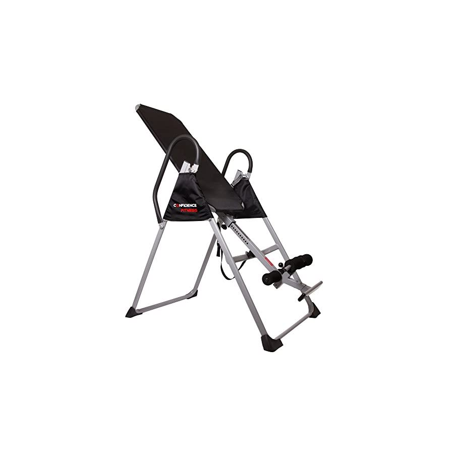 Confidence Fitness Inversion Table, Black
