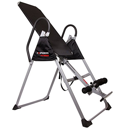 Confidence Fitness Inversion Table, Black by Confidence Fitness