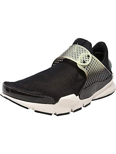 - Nike Men's Sock Dart Se Premium Black/Bio Beige-Light Bone Low Top Running Shoe - 10M