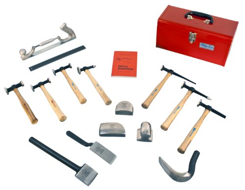 (Martin 691K 15 Piece Body and Fender Repair Tool Set)