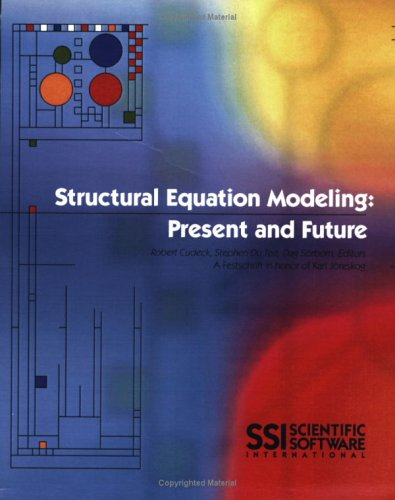 Download Structural Equation Modeling: Present and Future ebook