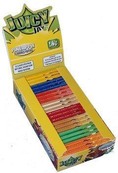 24 Juicy Jays Flavored Rolling Paper Variety Pack + Beamer Smoke Sticker