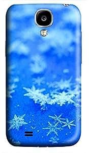 custom Samsung S4 cases frost snowflake 3D cover custom Samsung S4