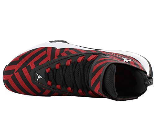 Jordan Uomo Fitness da Multicolore Unlimited Red Scarpe Re Gym Black gym Fly 602 rwq4rXH