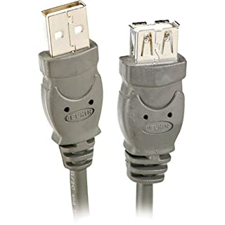 Belkin USB A/A Extension Cable, USB Type-A Female and USB Type-A Male (6 Feet) (B00000J1U8) | Amazon Products