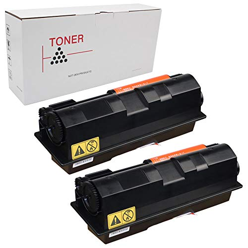 (Hehua Compatible Kyocera-Mita TK-330 TK-332 Laser Toner Cartridge Kyocera Mita FS-4000 FS-4000DN FS-4000DTN Printer - Yeilds to 20,000 Pages Each - 2Pack)