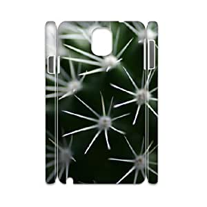 3D Samsung Galaxy Note 3 Cases, Pattern Spikey Seeds Cases for Samsung Galaxy Note 3 {White}