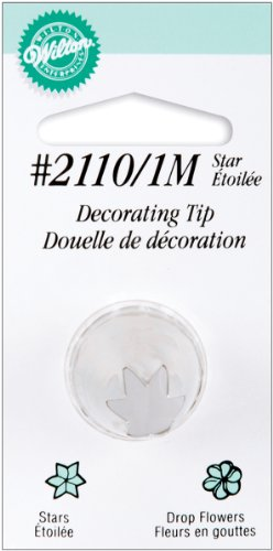 Decorating Tip-#1m Star