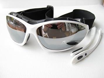 ravs Lunettes de sport lunettes de ski lunettes de soleil incl. BANDE, cintre; et boftbag