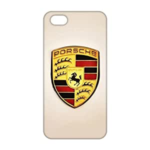 Fortune Luxury cars logo porsche Phone Case For Iphone 5/5S Cover