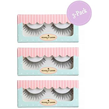 e3e2ac313e4 Amazon.com : The Book of Lashes Volume 3: Majestic - Real Mink ...