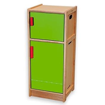 Andreu Toys 40 x 36 x 92 cm Kühlschrank Spielzeug (Mehrfarbig ...