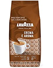 Lavazza Espresso Barista Gran Crema Whole Bean Coffee Blend