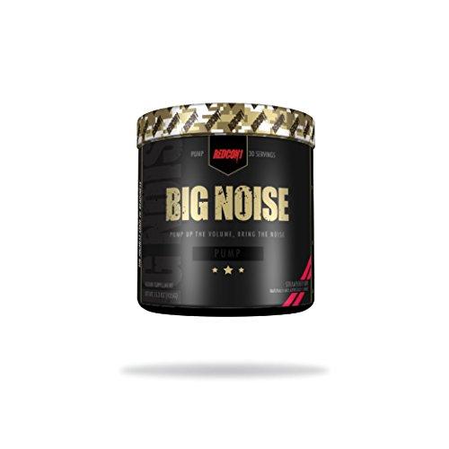 Redcon1 Big Noise, Strawberry Kiwi, 11.1 Ounce
