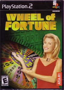 Wheel of fortune for playstation.
