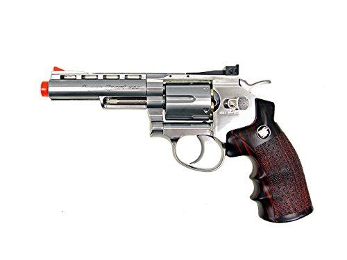 wg model-701s 4 revólver full metal co2 nbb (pistola de Airsoft)