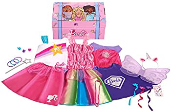 Barbie 21-Piece Dress Up Trunk