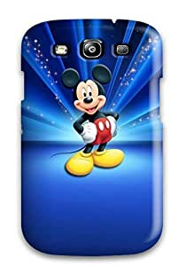 Defender Case With Nice Appearance (cartoons Cartoon Mickey Mouse) For Galaxy S3