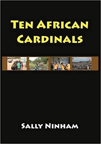 Book Ten African Cardinals