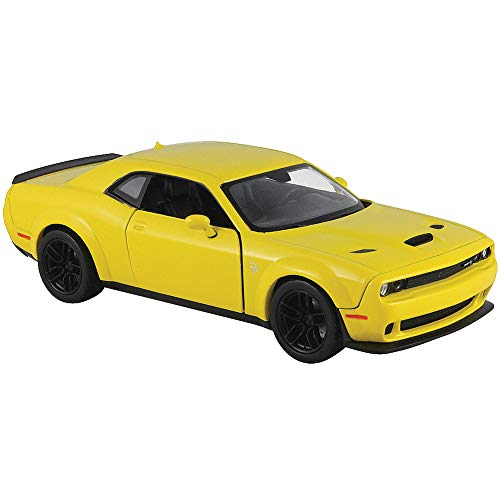 FAIRFIELD COLLECTIBLES 2018 Dodge Challenger Hellcat Die Cast 1:24 Scale Limited Edition Collector