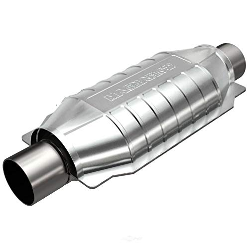 MagnaFlow 332004 Universal Catalytic Converter (CARB Compliant) ()