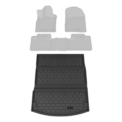 Aries DG0071309 Black 3D Cargo Liner