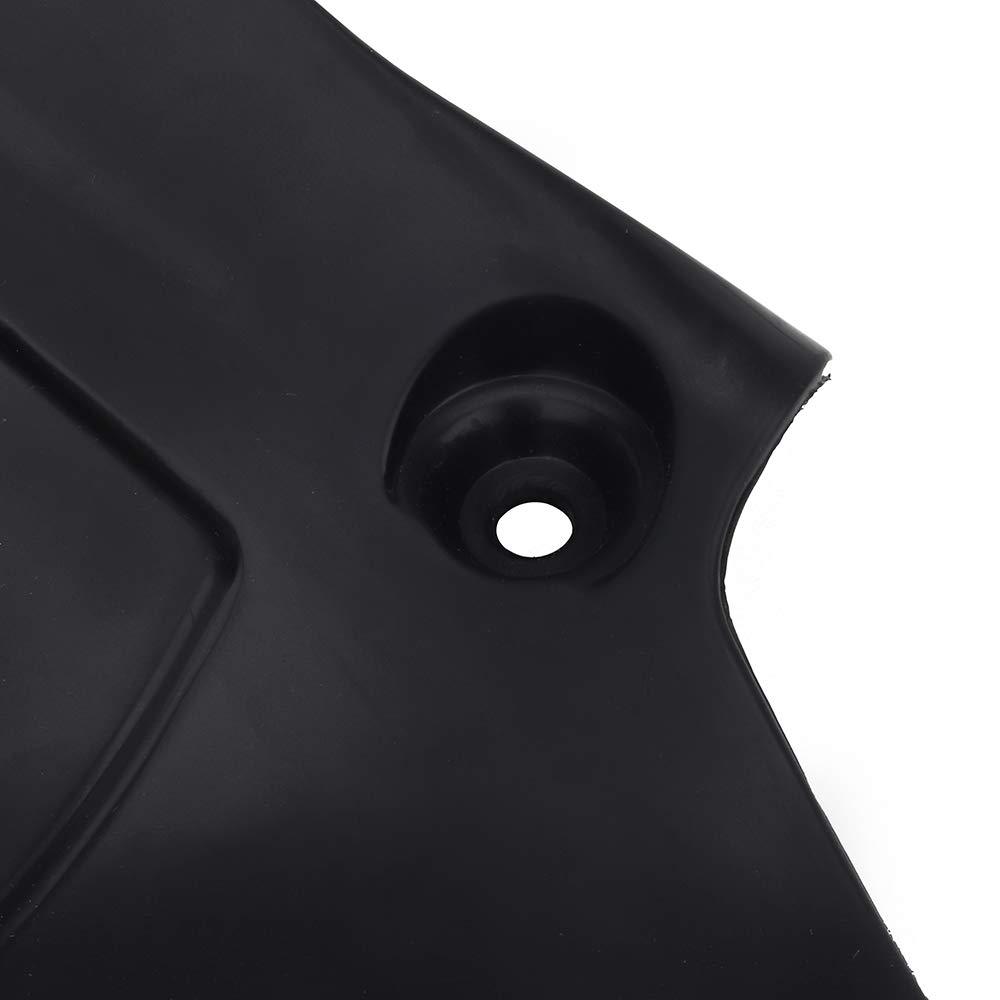 AnXin Gummi-Spritzschutz f/ür die R/ückseite von SX SXF XC XCF EXCF FC TC FX FE TE TX FS 125 150 250 300 350 450 500