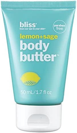Body Lotions: Bliss Body Butter