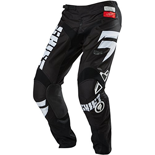 Shift Racing Strike Men's Off-Road Motorcycle Pants - Black / Size - Pants Shift Strike