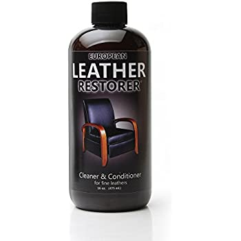 Superb European Leather Restorer The Best One Step Leather Conditioner And Cleaner For Furniture Auto Interiors Jackets Purses Boots Sports Equipment Machost Co Dining Chair Design Ideas Machostcouk