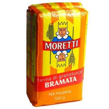 Polenta Bergamasca Bramata - pack of 2 - 1.1 Pounds Each