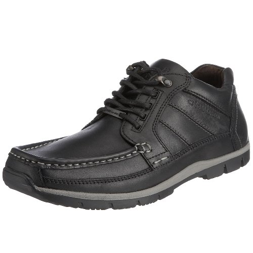 Base London Men's Stealth Boots Waxy Black uweixkjey