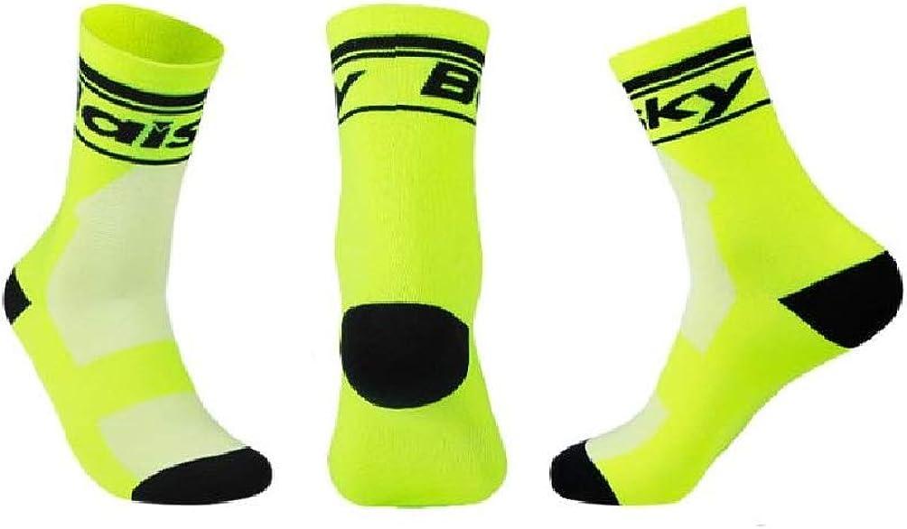 Baisky Cycling Bicycle Sportswear-Sports Cycling Socks Classic Red