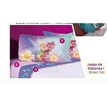 Disney Tinker Bell Complete Sheet Set (Twin)
